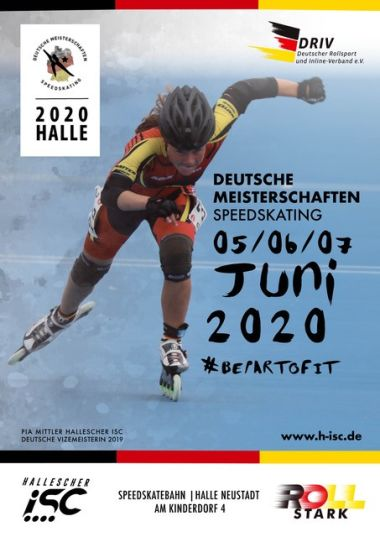 DM Speedskating 2020