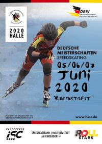DM Speedskating 2020
